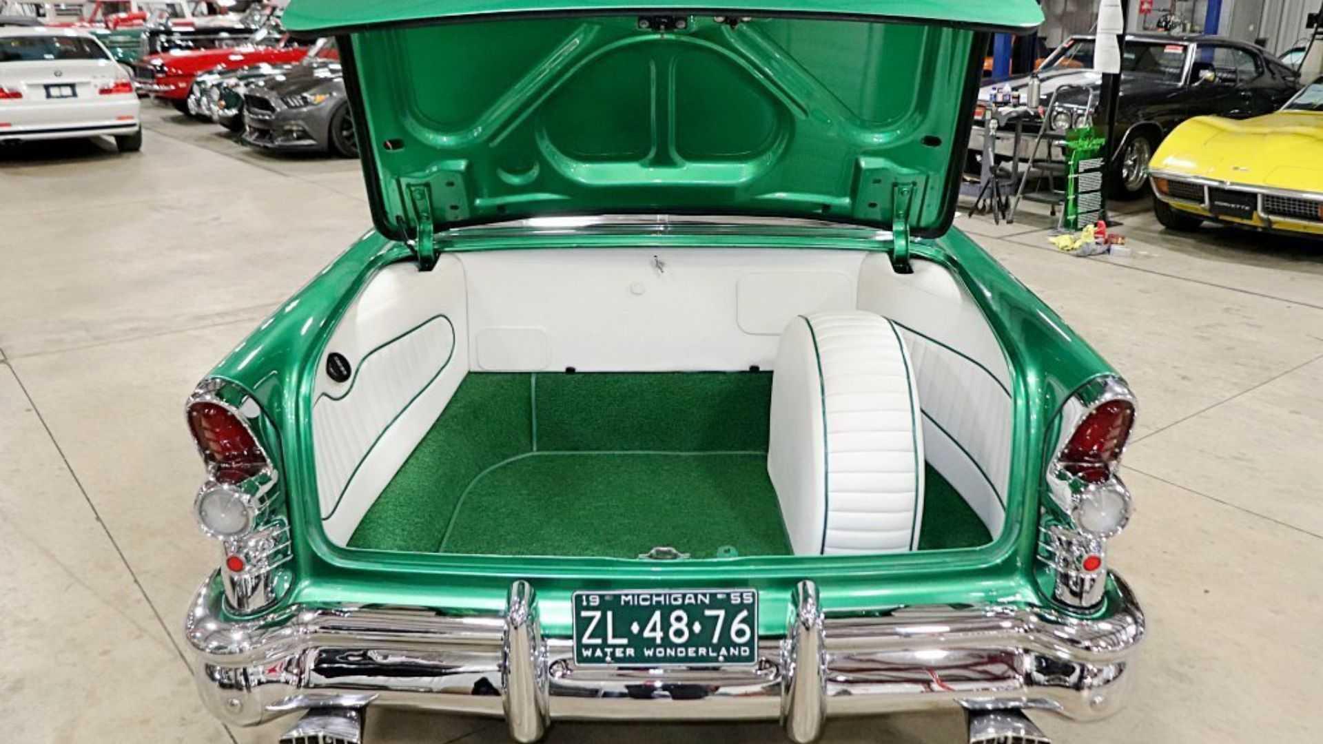 "[""1955 Buick Century Custom Represents An Era Of Glory""]"