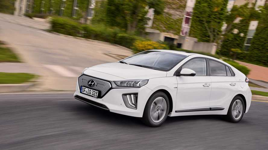 New Hyundai IONIQ Electric Disappoints With DC Charging Power