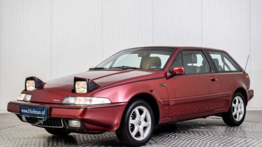 Volvo 480: The Unconventional Sporty Swede For $7k