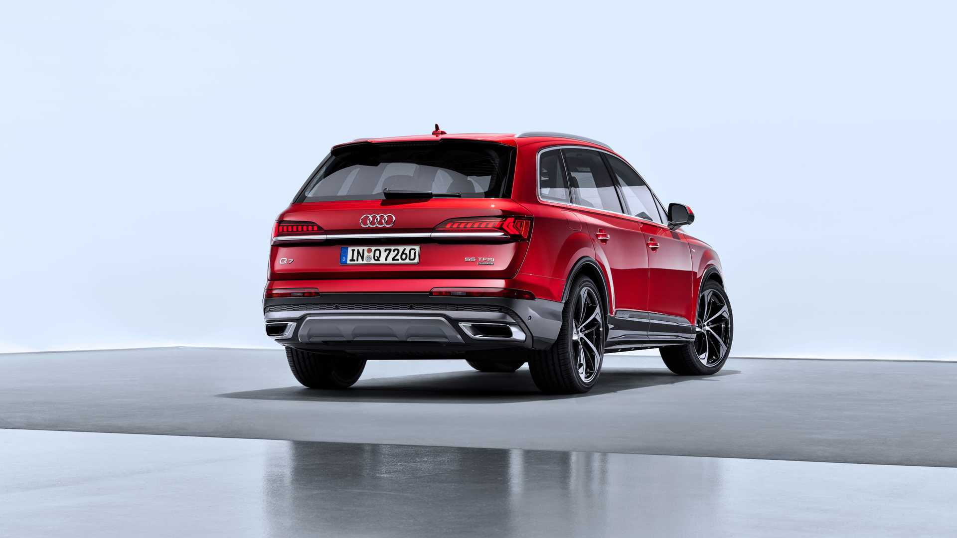 2020 Audi Q7 Base Price Rises Nearly 14 Percent Until 2 0t Arrives