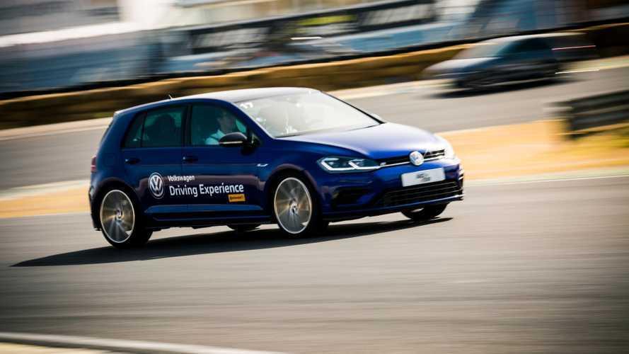 Volkswagen Driving Experience 2019, aprendiendo a conducir