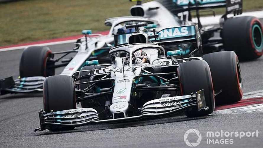 """Mercedes a """"clairement l'intention"""" de rester en F1 après 2020"""