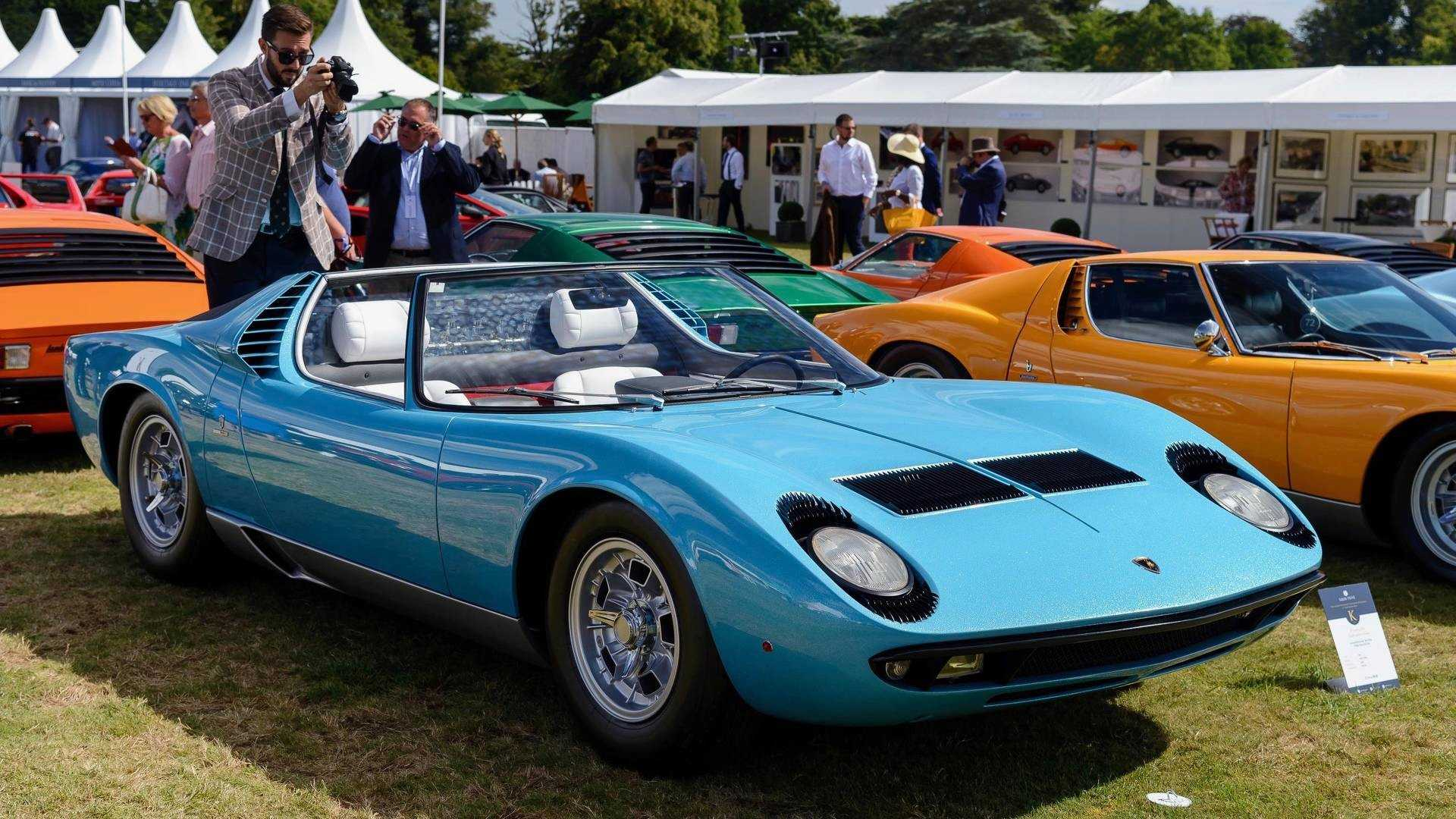 The Long Lost Lamborghini Miura Roadster Motorious