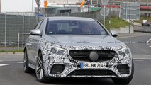 2021 Mercedes-AMG E63 Sedan spy photos