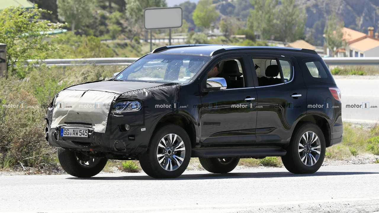 Is This A Mule For The Next-Gen Chevy Trailblazer?