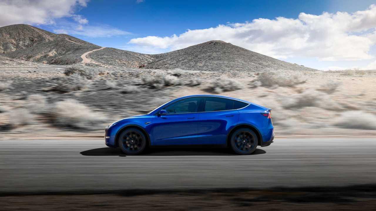Tesla Model Y (ab Anfang 2021)