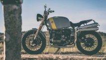custom bmw r65 scrambler 72cycles