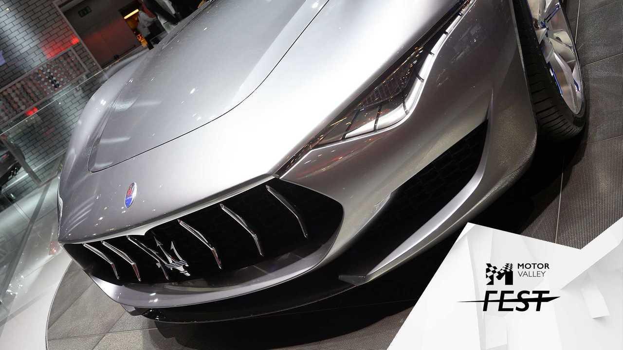 Maserati al Motor Valley Fest