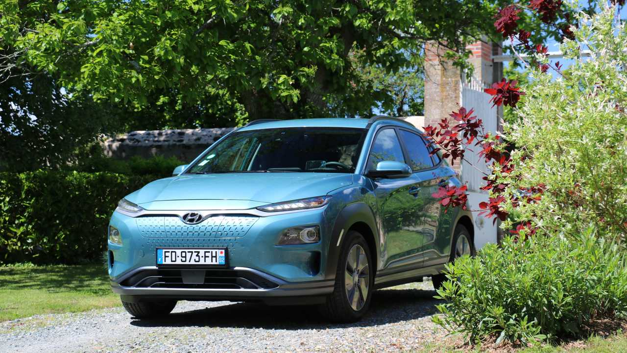 Hyundai Kona electric test (2019)