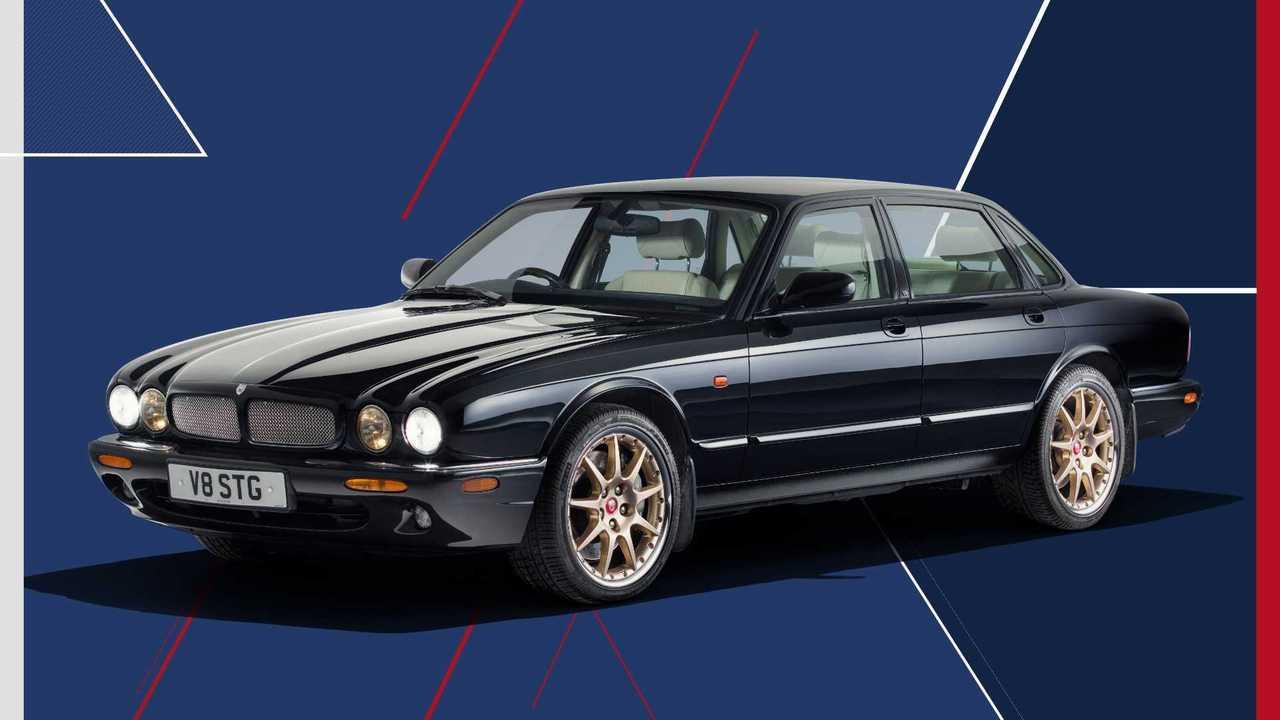 Jaguar XJ308