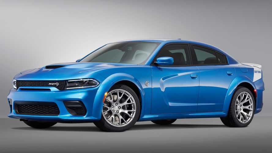 Dodge Charger Daytona 2020