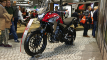 Honda CB500X EICMA 2018