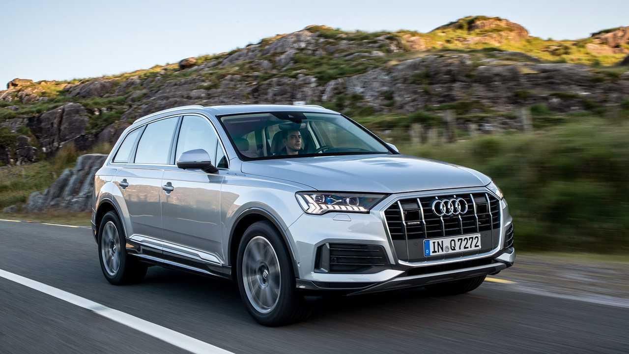 Audi Q7 (2019) im Test