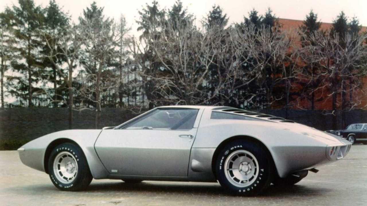 Chevrolet XP-882 (1970)
