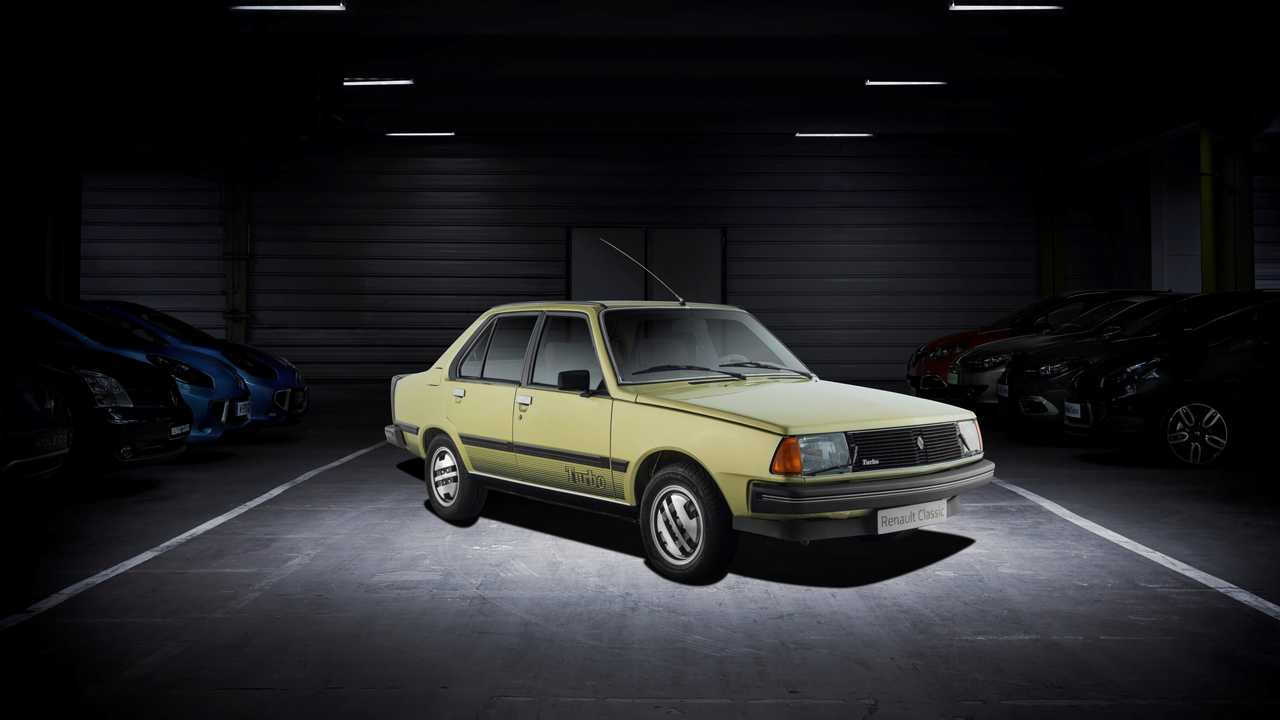 Renault 18 Turbo – 1980 г