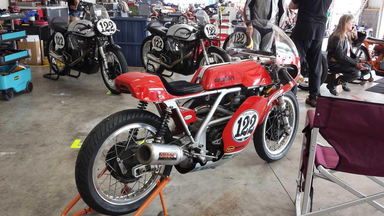 Drixton Aermacchi 350