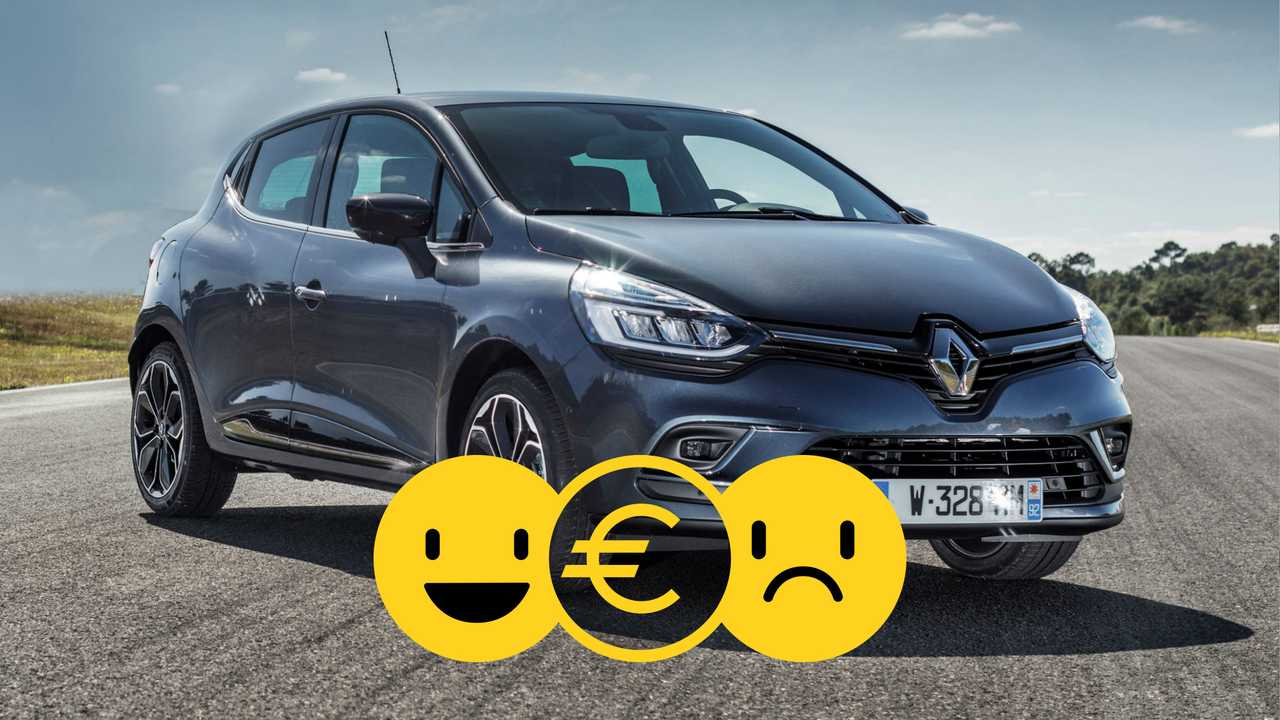 Promozione Renault Clio aprile 2019
