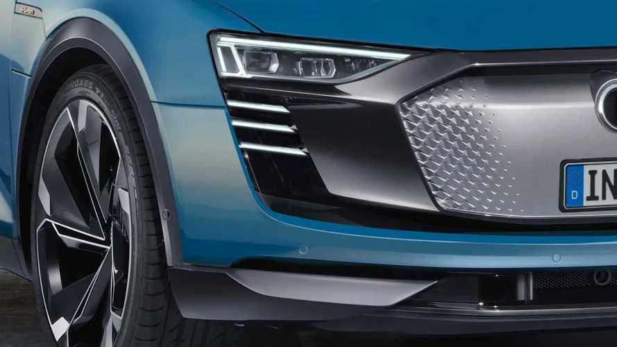 Audi e-tron Sportback als Rendering (2019)