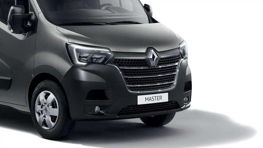Renault Master Facelift (2019)