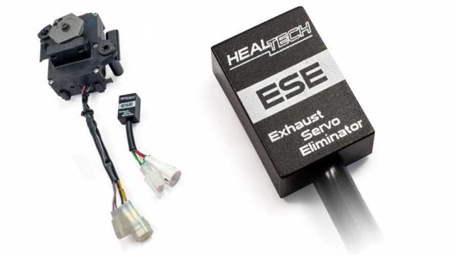 Healtech ESE: l'eliminatore della valvola di scarico