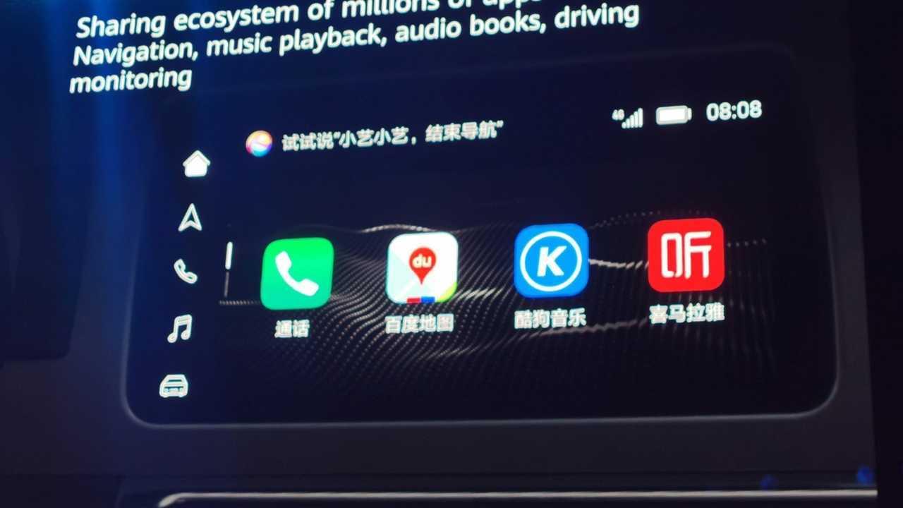 Hicar di Huawei