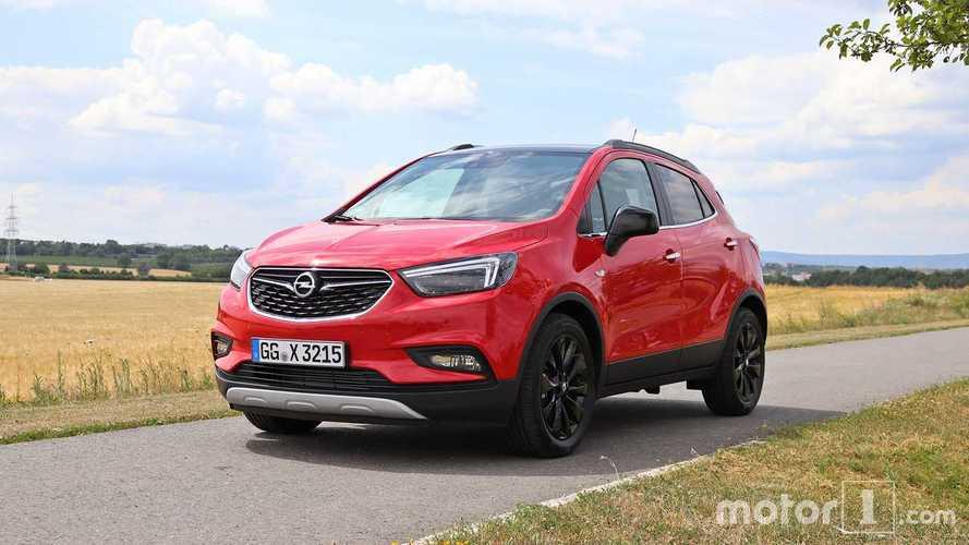 Opel arrête la production du Mokka X
