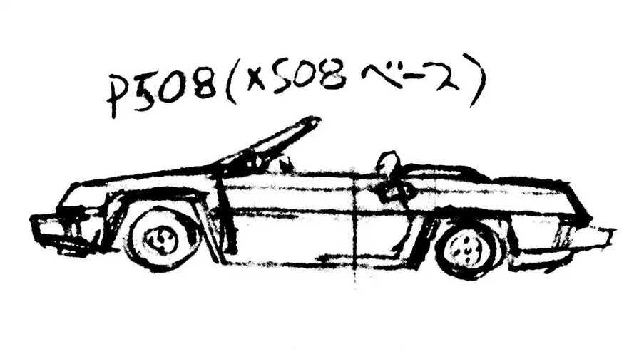 Mazda MX-5 (NA) Prototypen