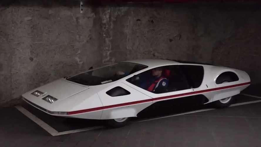 1970 Ferrari 512 S Modulo Konsepti Villa d'Este'de Sergileniyor
