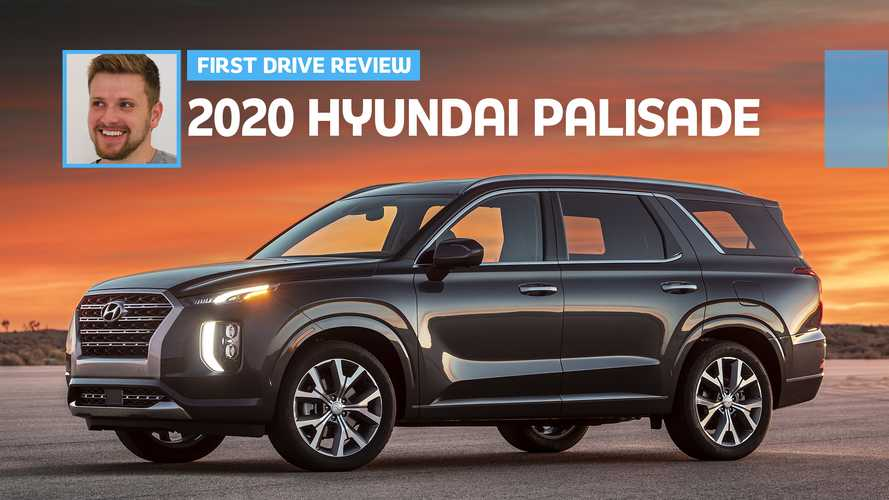 2020 Hyundai Palisade First Drive: Great For Eight