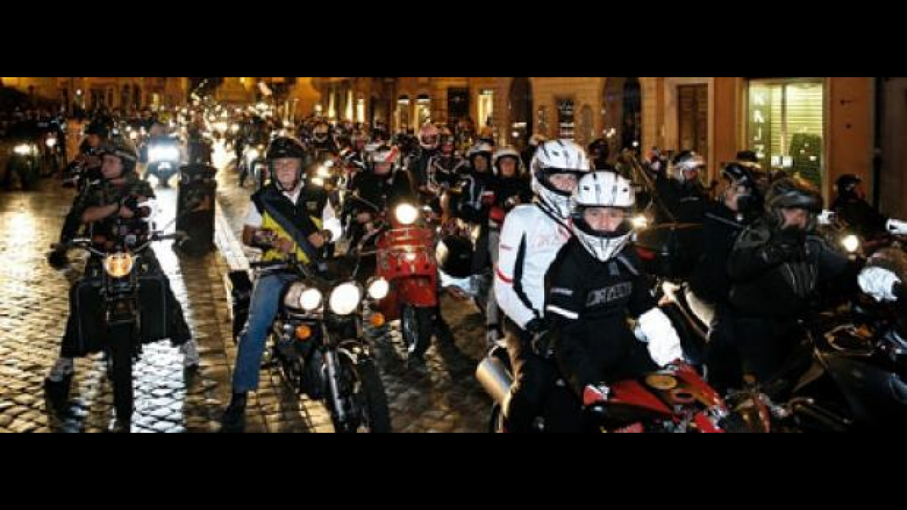 Rome Night Run 2012