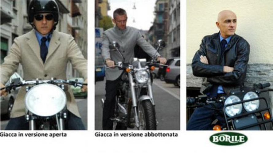 Borile: nuove giacche Gentleman's Convertible