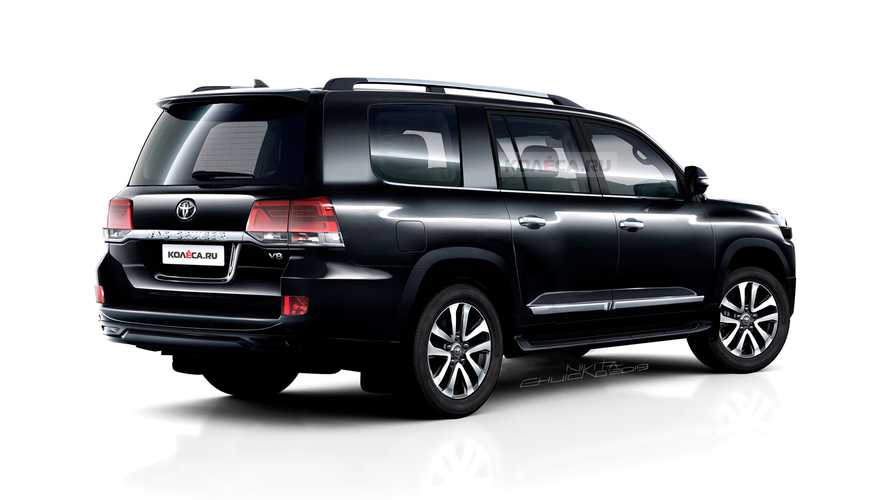 Toyota Land Cruiser LWB