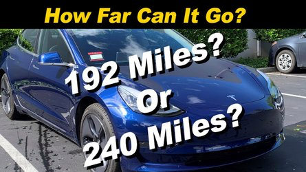 Perhaps The EPA Is Way Off On Tesla Model 3 Range Estimates?