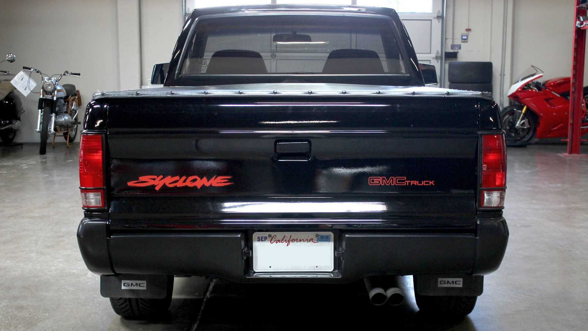 "[""Another 1991 GMC Syclone Is Ready For A New Owner""]"