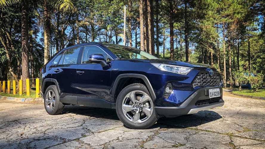 Toyota RAV4 2020 aproveita popularidade e fica mais caro pela segunda vez