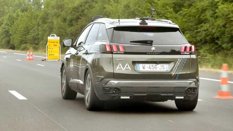 PSA poursuit le développement de la voiture autonome