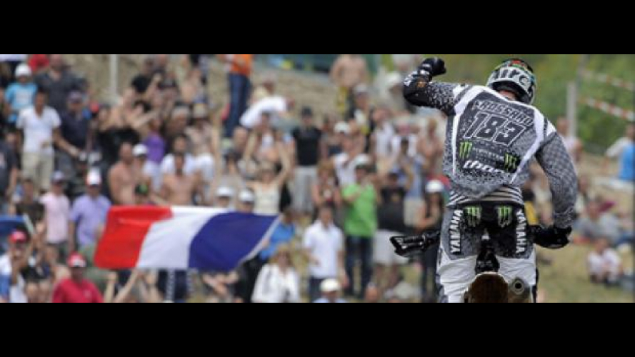 MX 2011, St. Jean d'Angely: vincono Frossard e Searle