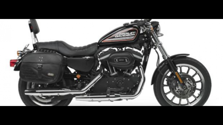 Givi equipaggia le Harley Sportster