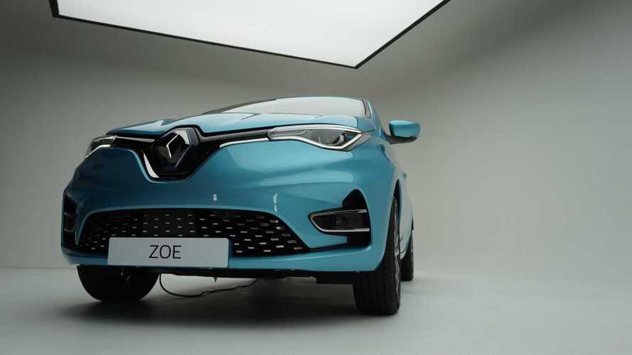 Из-за субсидий в Германии бесплатно раздают Renault Zoe