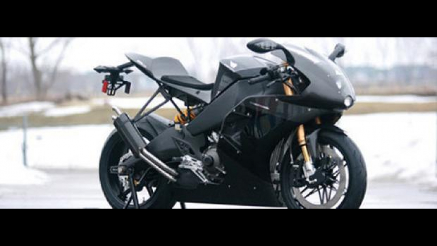 Erik Buell Racing 1190 RS: le prime immagini
