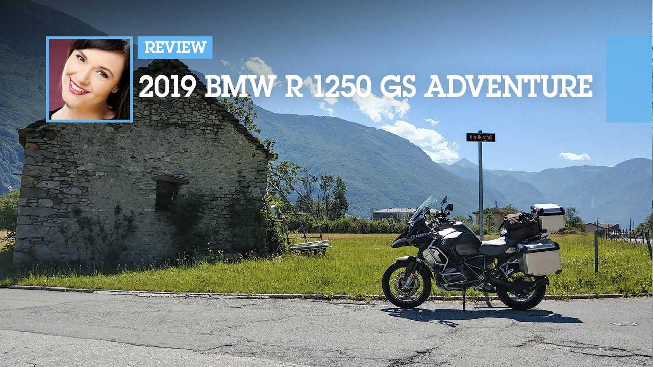 2019 BMW R 1250 GS Review Main