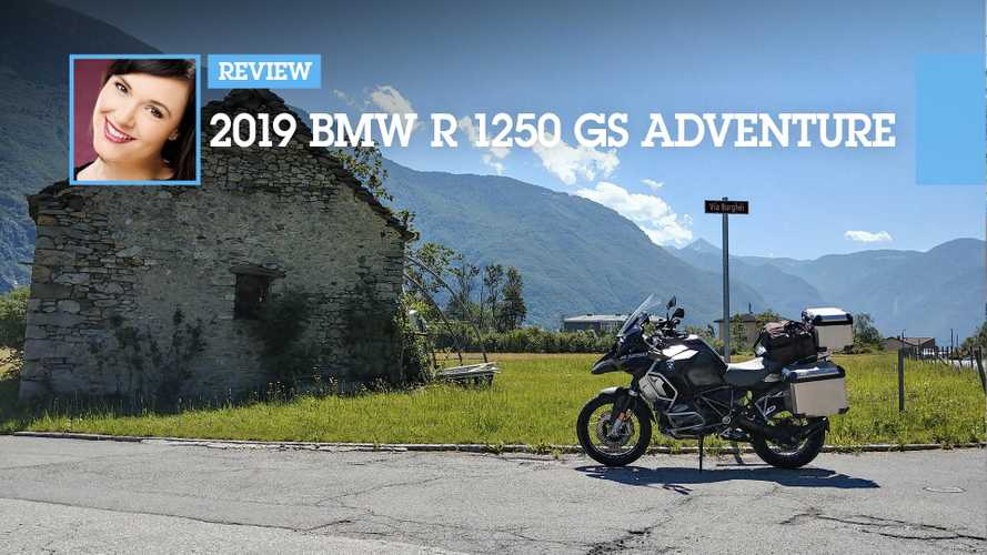 Test Ride: 2019 BMW R 1250 GS Adventure