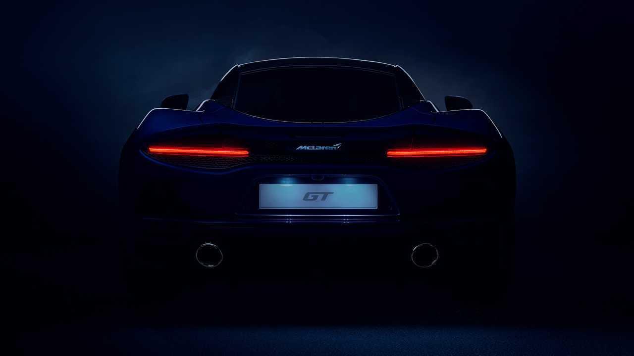 McLaren Grand Tourer Teaser