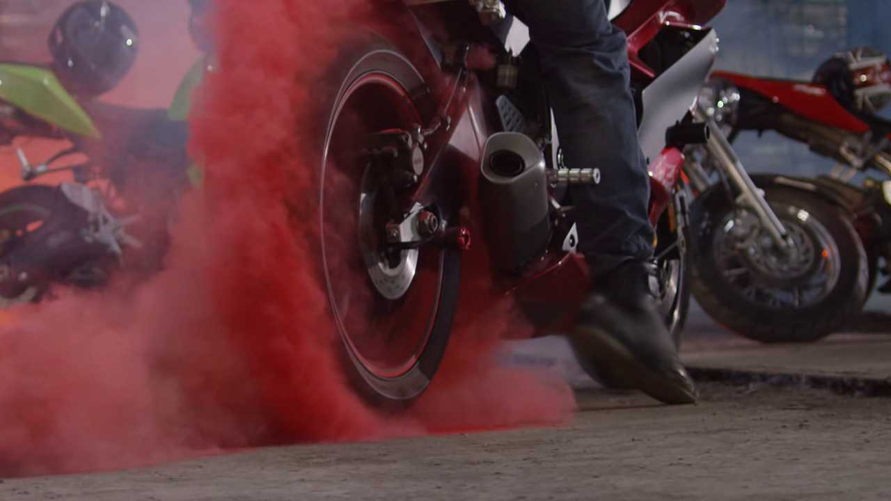 Red Burnout