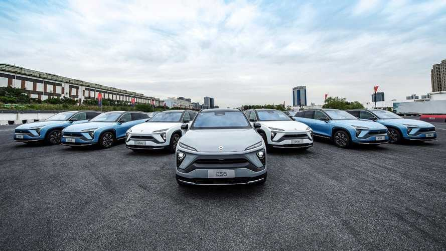 In September 2019, NIO EV Sales In China Increased By 14%