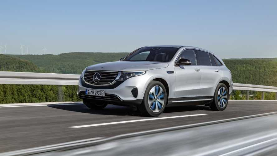 Mercedes-Benz EQC Priced In UK, Rated At 259 Miles Of WLTP Range
