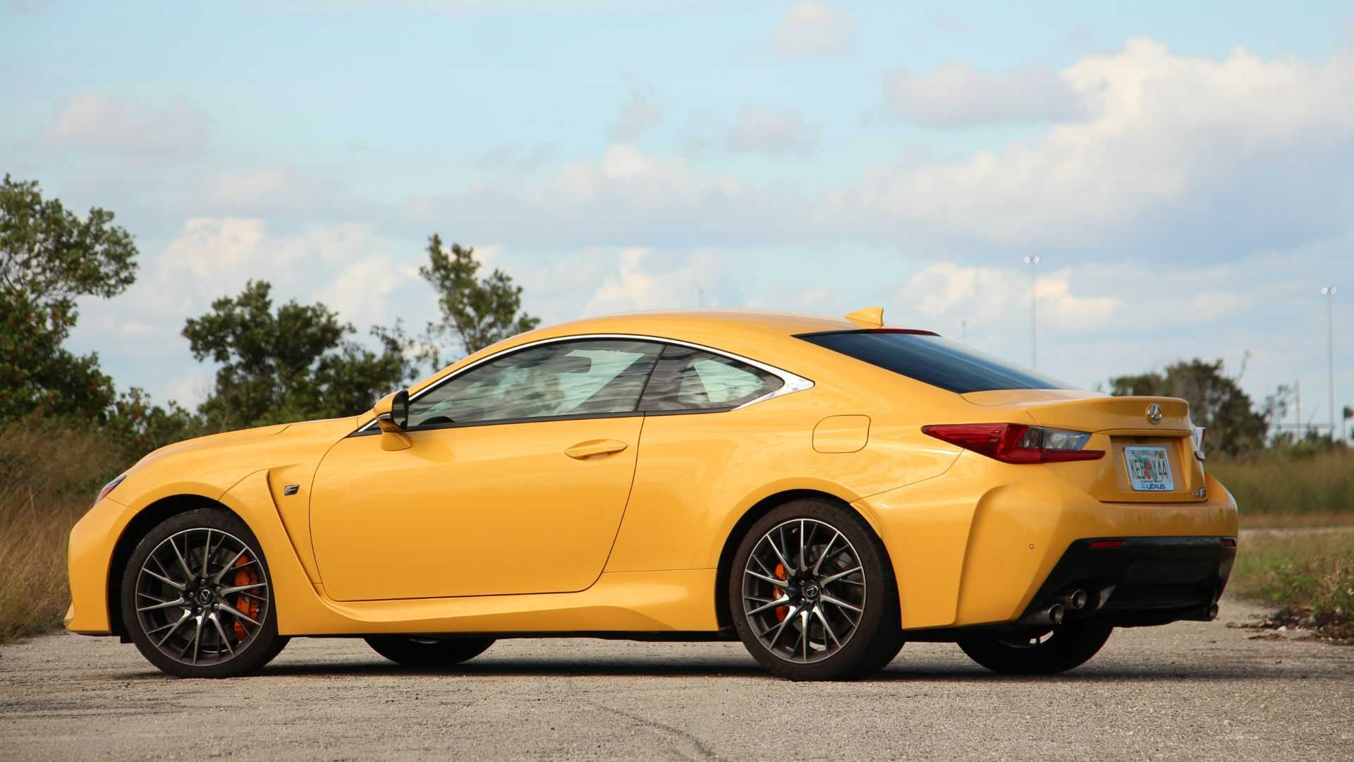 2018 Lexus Rc F Pros And Cons