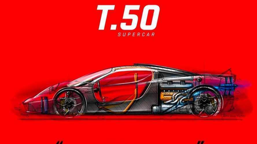 A McLaren F1 tervezőjének autója is ott lehet a Le Mans-i hiperautó kategóriában