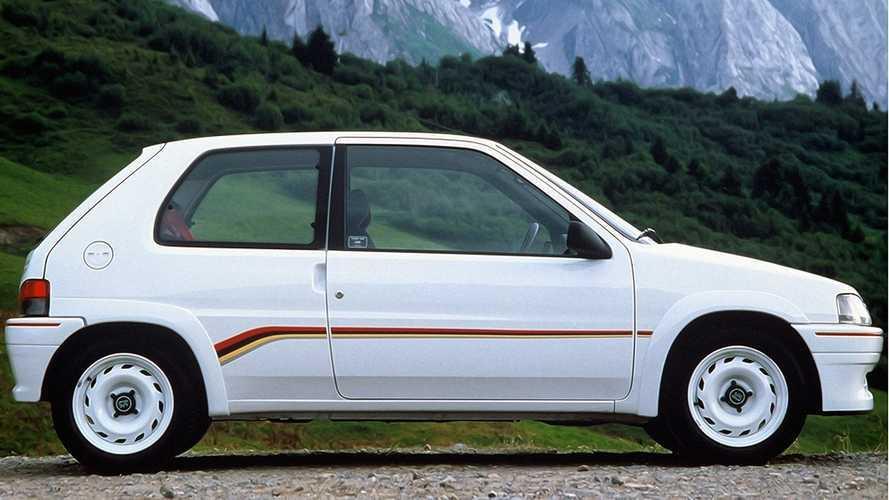 Peugeot 106 Rallye, un nome una garanzia