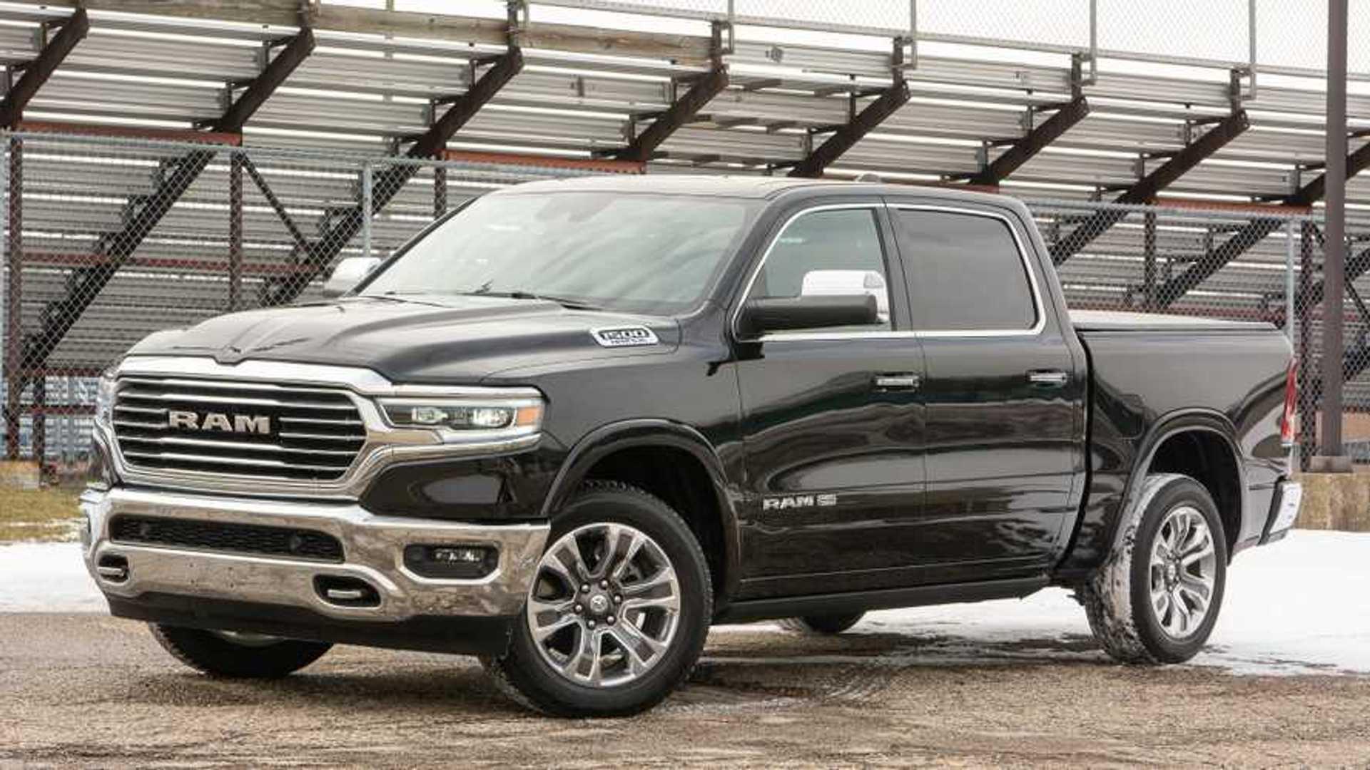 Second Quarter Truck Sales Show Ram Soaring, F-Series Still
